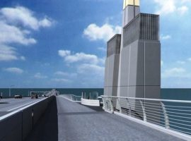 520 Bridge Bicycle and Pedestrian Trail Now Open