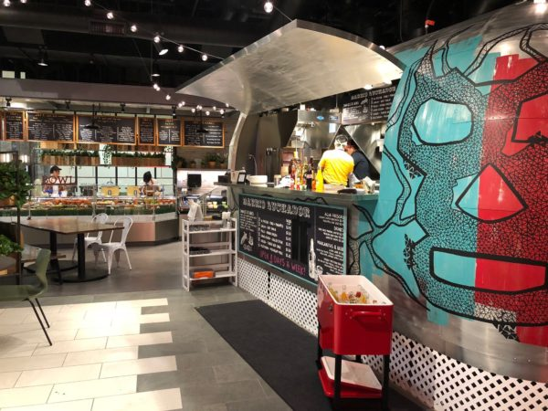 Lincoln Square South Food Hall Now Open