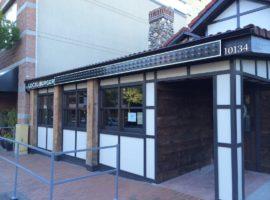 Local Burger to Close on Main Street