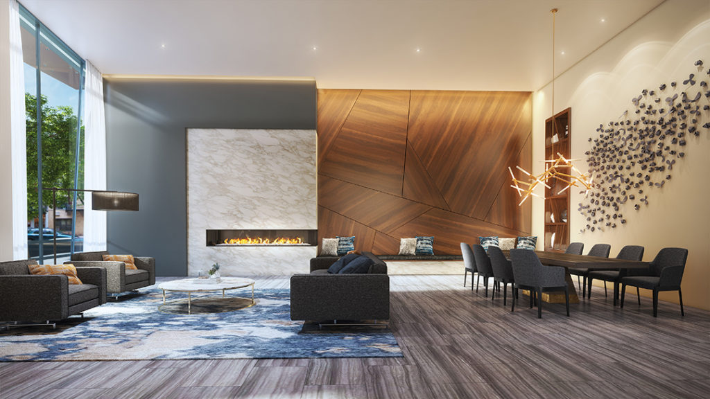 One88 Condo Project Releases New Amenities Sales Gallery