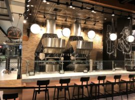 Crosta E Vino Brings Pizza, Cheeses, Salumi Boards, and Tap Wine Bar to Lincoln South Food Hall
