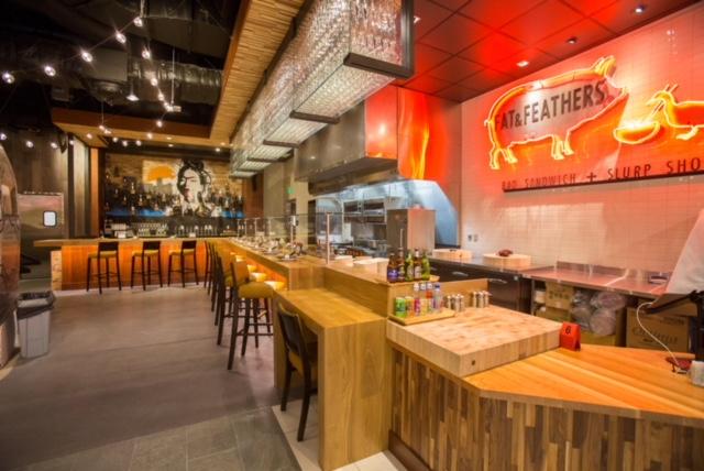 Fat & Feathers Serves Ramen and Saimin Slurp Shop to Lincoln South Food Hall