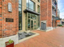 One Main Street One Bedroom Condo Lists for $770K