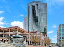 Two Bedroom at Bellevue Towers Listed for $1.05M