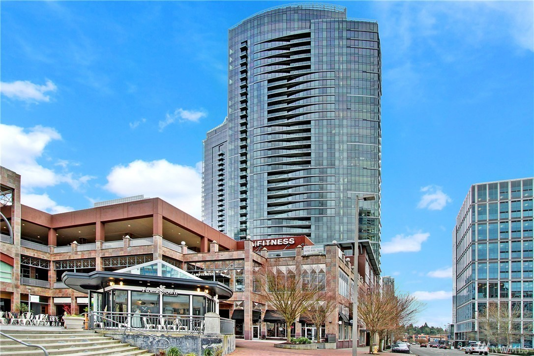 Two Bedroom At Bellevue Towers Listed For Downtown Bellevue Network