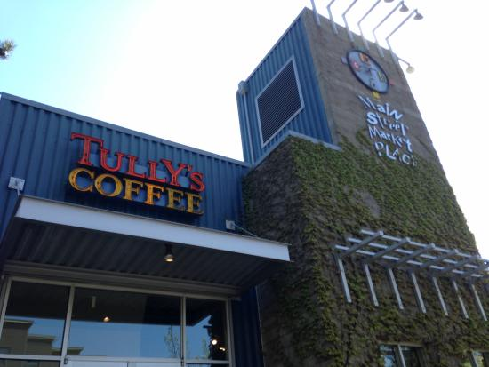 Blazing Bagels to Move to Old Tully's Location on 108th Ave NE and Main St