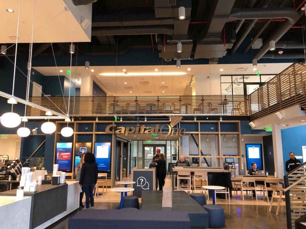 Capital One Cafe Now Open In Bellevue At Lincoln Square