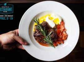 Seattle Restaurant Week Returns to Downtown Bellevue Restaurants