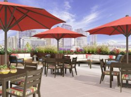 Lux Apartments, One Block From Bellevue Square to Open in Summer