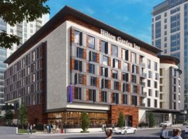 Hilton Garden Inn Opens in Bellevue After Lengthy Development