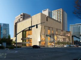 New CEO Named for Eastside's Future Performing Arts Home, Tateuchi Center