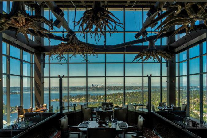 Architectural Digest Names Bellevue Restaurant One of Most Romantic Restaurants in World