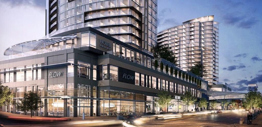 Bellevue Square Expansion