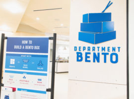 Nordstrom Bellevue Square Opens New Restaurant: Department Bento