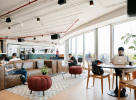 WeWork to Expand in Bellevue at Bellevue Place and Summit II Tower