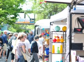 2018 Bellevue Art Festivals to include Art, Food & Fun: July 27 - July 29