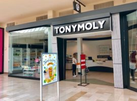 Tony Moly Opens at Bellevue Square
