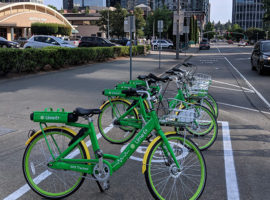 Bike Lanes and Bike Share Added to Downtown Bellevue