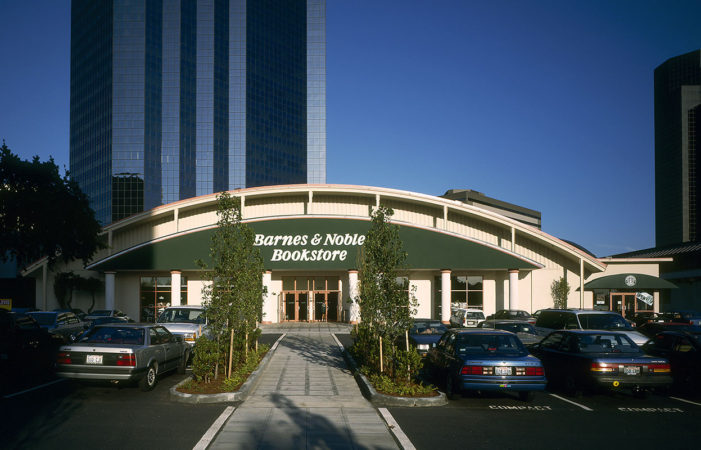 Developer to Buy Property Where Barnes & Noble Sits in Downtown Bellevue to Build Three Towers