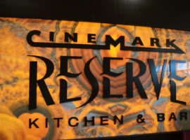 In The Kitchen With Cinemark Reserve at Lincoln Square South