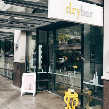Salon, Drybar in Bellevue Place, Now Open