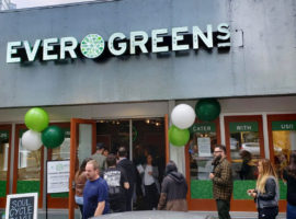 Evergreens Opens Second Bellevue Fast Casual Restaurant With Healthy Salads, Wraps, and Bowls