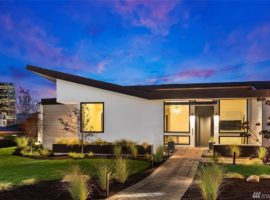 Home of The Month: New Luxury Modern Home in Vuecrest