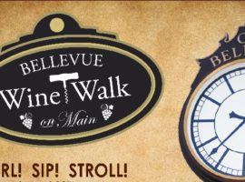 Old Bellevue Fall Wine Walk on Main to Feature 15 Wineries and Merchants