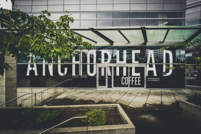 Anchorhead Coffee to Open in Downtown Bellevue at City Center