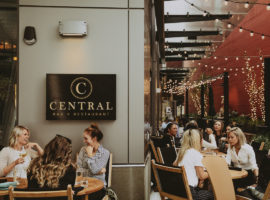 Central Bar + Restaurant Celebrates 1 Year Anniversary With Customer Giveaway