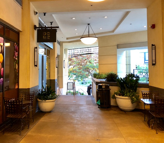 Bravern Apartments: The Dolar Shop Restaurant Opens At The Shops At The