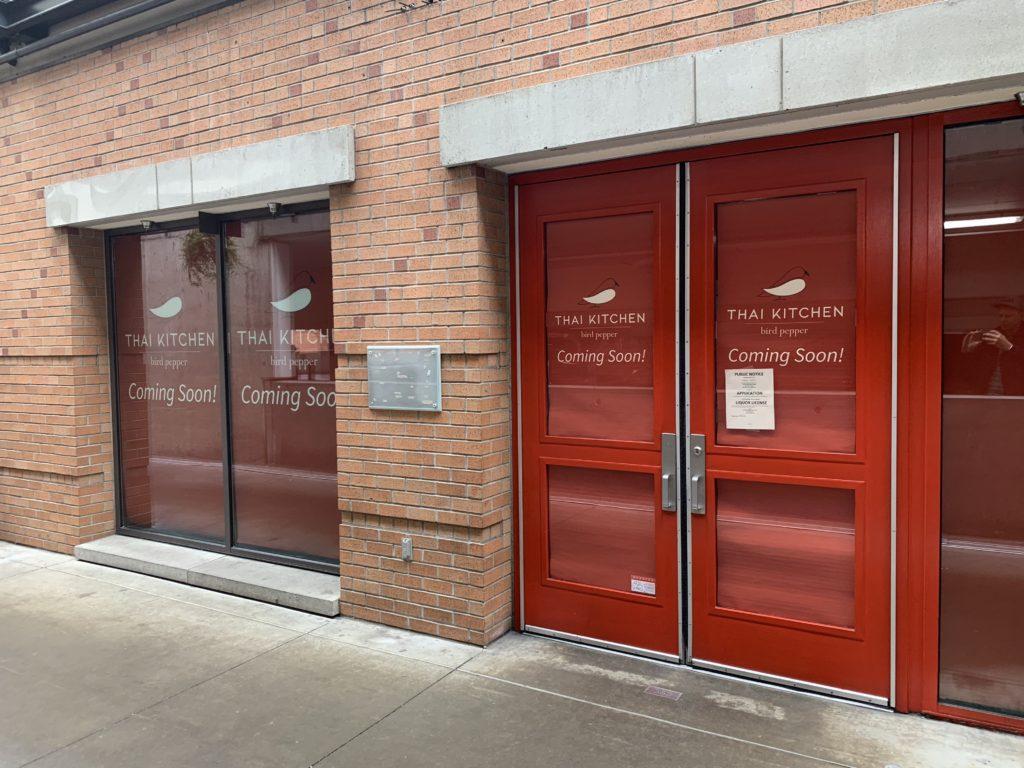 Pagliacci Pizza Closes At Bellevue Square Thai Kitchen Bird Pepper