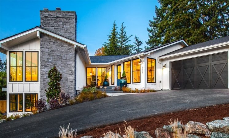 Home of the Month: Modern Farmhouse in Clyde Hill