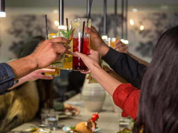 Win $50 Bellevue Collection Gift Cards and 'Cheers' to Happy Hour!