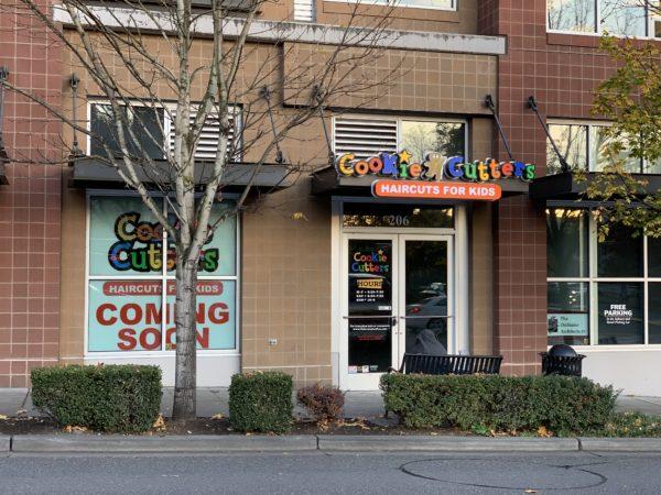 New Kids Haircut Salon, Cookie Cutters, to Open in Bellevue