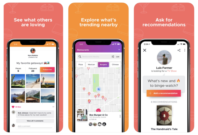 WeWork Bellevue Startup Story: Likewise Launches New Recommendation App