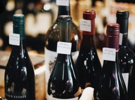 Purple Cafe Hosts Annual Wine Garage Sale November 18