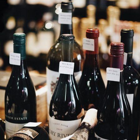 Purple Cafe Hosts Annual Wine Garage Sale November 18