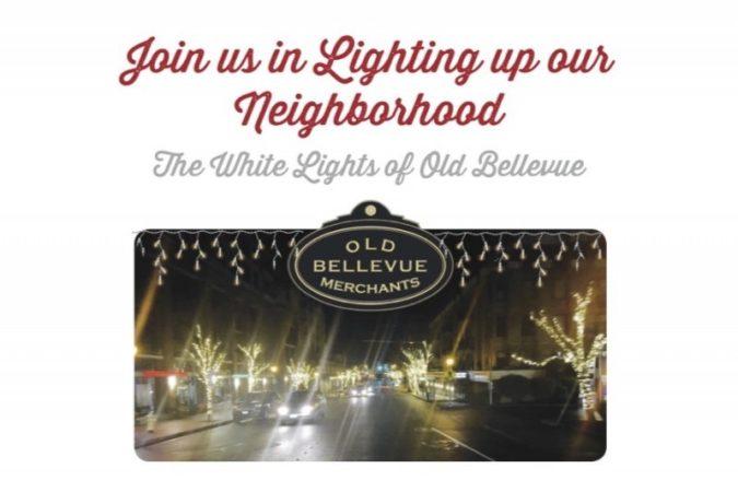 White Lights of Old Bellevue Fundraiser