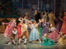 International Ballet Theatre's Production of The Nutcracker Dec 14 - 23