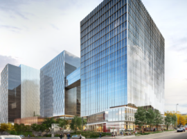 Vulcan's Proposed Bellevue Plaza: 3 Commercial and Retail Buildings