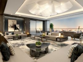 "Renderings Revealed for ""Avenue Bellevue"" Luxury Development"