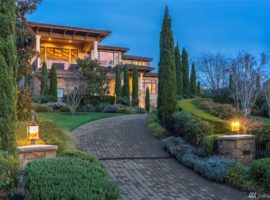 Home of the Month: Napa Style Clyde Hill Home, 5,727 Sq Ft, $5.28M