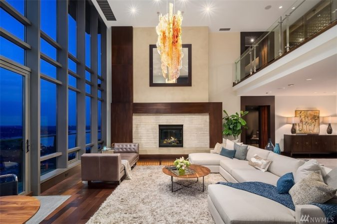 Edgar Martinez's Penthouse at One Lincoln Tower Sells for $6M