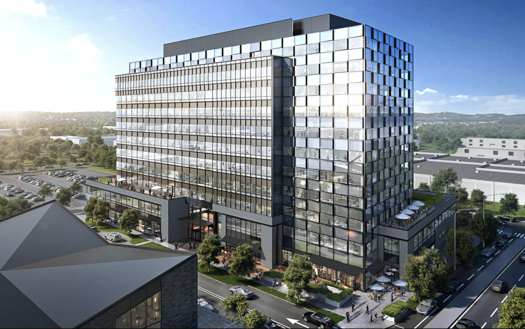 Facebook Leases Additional Space in Bellevue's Spring