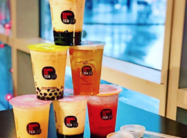 Kung Fu Tea Brings Bubble Tea to Soma Towers