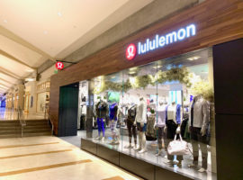 Newly Renovated Lululemon Now Open at Bellevue Square