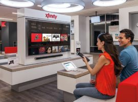 Xfinity Store by Comcast to Occupy Former Red Robin Location at Bellevue Square