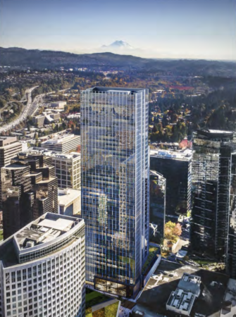 Vulcan Breaks Ground on Mixed-Use Office Tower on 108th