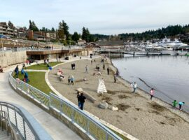 REI Opens Boathouses at Enatai and Meydenbauer on May 27